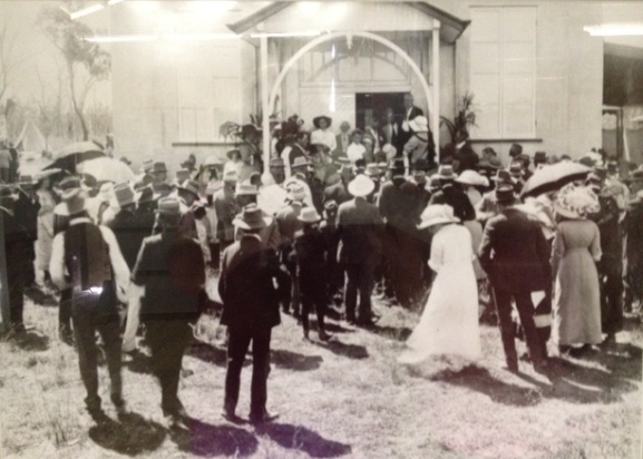 Show Opening 1914