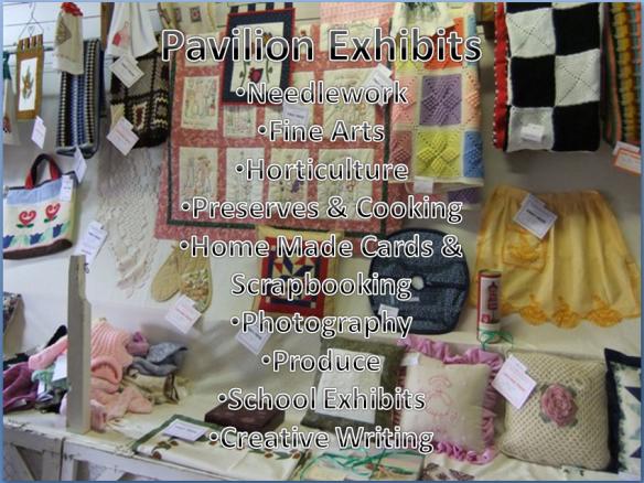 Pavilion Exhibits