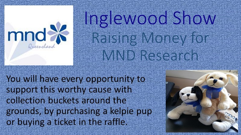 Inglewood Show Raising Money for MND