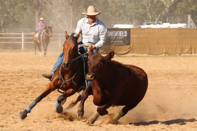 Inglewood Show Campdraft 2017